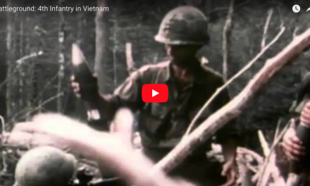 Battleground: 4th Infantry in Vietnam