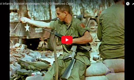 1st Infantry Division in Vietnam 1965-70