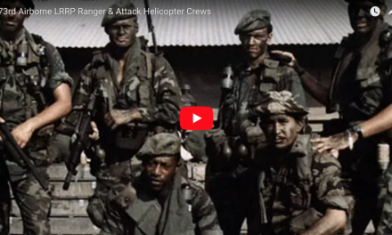 173rd Airborne LRRP Ranger & Attack Helicopter Crews – Nam