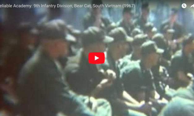 Reliable Academy: 9th Infantry Division, Bear Cat, South Vietnam (1967)