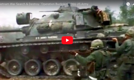 "Vietnam War Search & Destroy: ""Operation Buckskin"" 1966 US Army"
