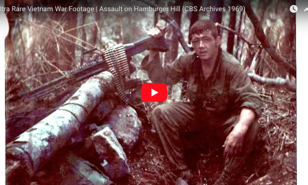 Rare Footage | Assault on Hamburger Hill – CBS Unaired Archives 1969