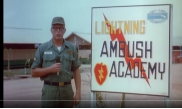 Ambush Academy: 25th Infantry Division in Vietnam