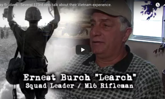 Sky Soldiers – 173rd Vets Talk about Their Vietnam Experience