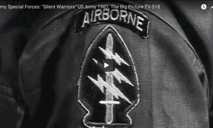 "Army Special Forces: ""Silent Warriors"" The Big Picture"