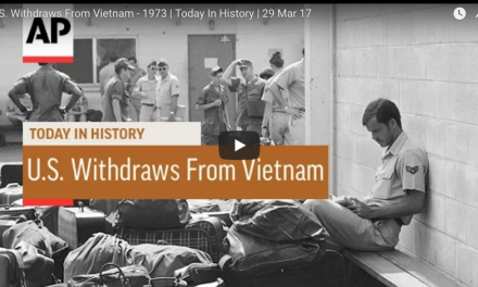 U.S. Withdraws From Vietnam – 29 March 1973 | Today In History