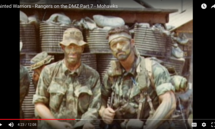 Painted Warriors – Rangers on the DMZ Part 7 – Mohawks