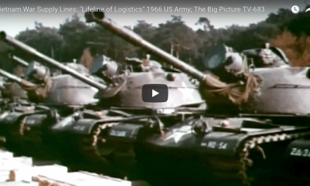 "Supply Lines: ""Lifeline of Logistics"" 1966 US Army; The Big Picture"