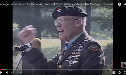 U.S. Army Colonel Robert Howard, recipient of the MOH, reflects on key moments in his 36-year military career