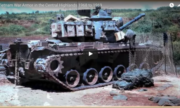 Mechanized Infantry Units in the Central Highlands Vitenam