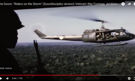 "The Doors: ""Riders on the Storm"" Vietnam Footage"