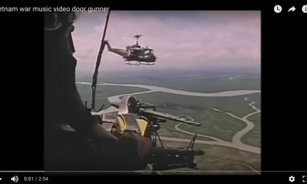 "The Rolling Stones ""Get off of my Cloud"" with Door Gunner Footage"