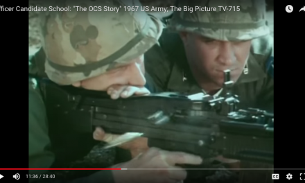 "Officer Candidate School: ""The OCS Story"" 1967 US Army"