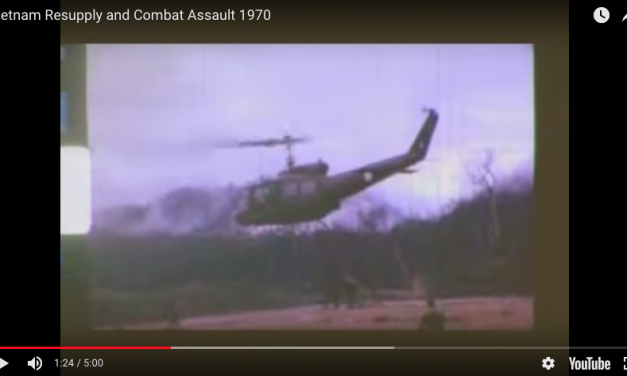 101st Airborne Resupply and Combat Assault – Vietnam