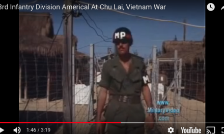 23rd Infantry Division Americal At Chu Lai, Vietnam War
