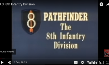 History of the U.S. Army 8th Infantry Division