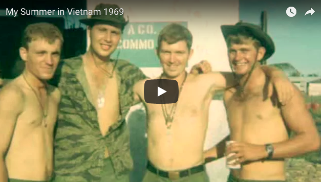 Summer in Vietnam 1969
