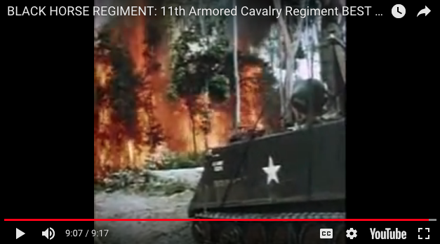 BLACK HORSE REGIMENT: 11th Armored Cavalry Regiment Part 2