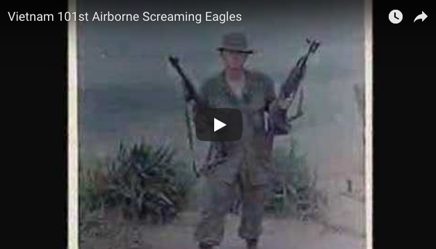 101st Airborne Screaming Eagles – Vietnam