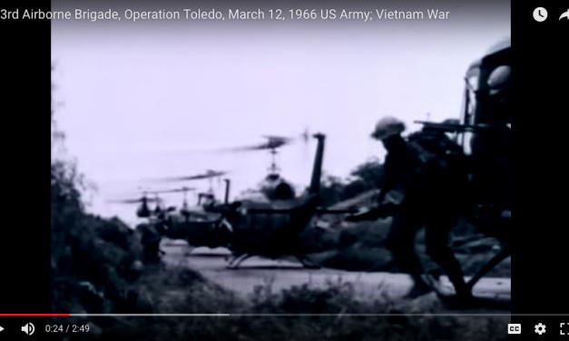 173rd Airborne Brigade, Operation Toledo