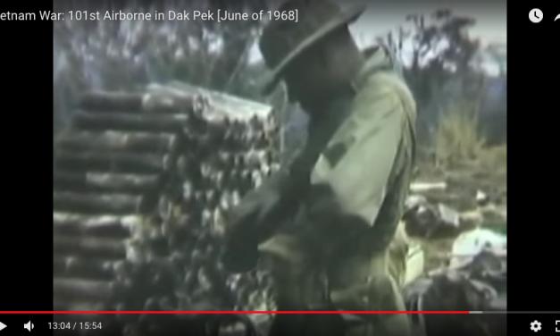 101st Airborne in Dak Pek