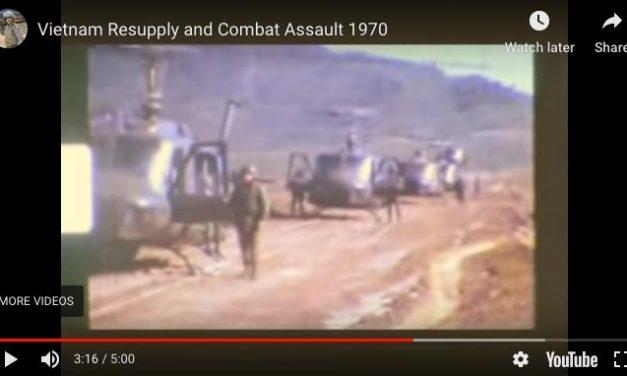 101st Airborne Resupply and Combat Assault – Vietnam