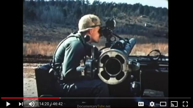 FRONTLINE VIETNAM: Army Rangers at Fort Benning