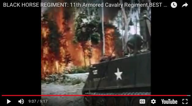 BLACK HORSE REGIMENT: 11th Armored Cavalry Regiment Part 2